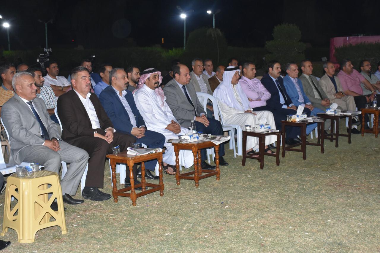جريدة الجزيرة تحتفل في ذكراها السادسة عشرة