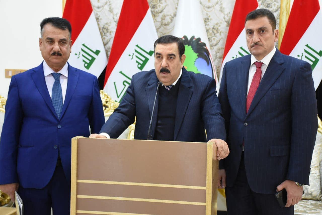 الأنبار تبحث آليات افتتاح المنطقة الصناعية الاقتصادية بين العراق والاردن