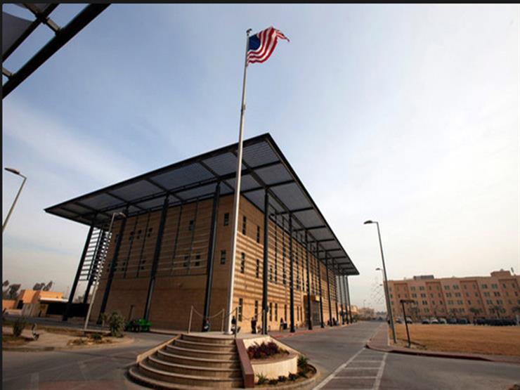واشنطن تحذر رعاياها من مراجعة السفارة الأمريكية في بغداد