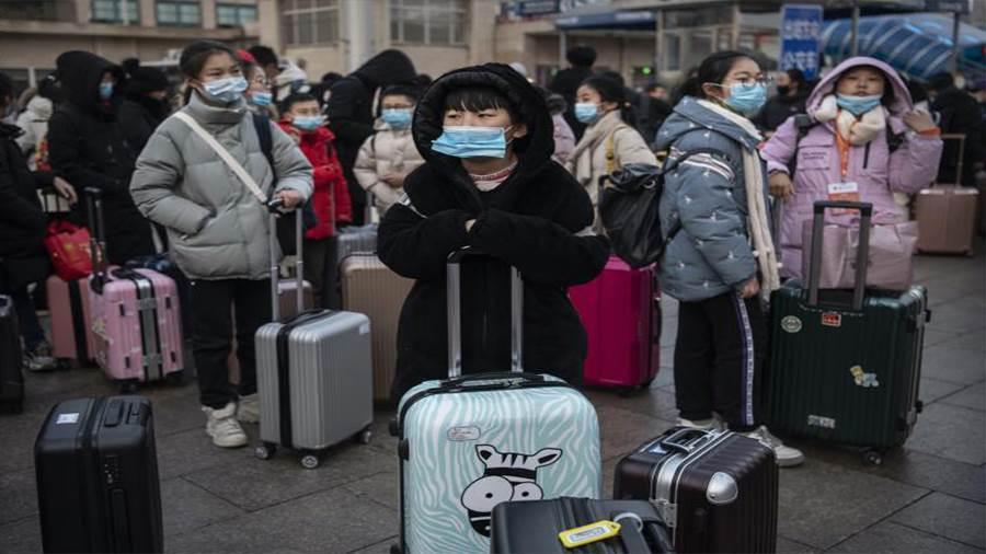 """الصين.. تسجيل أول وفاة بفيروس """"كورونا"""" خارج منطقة التفشي"""
