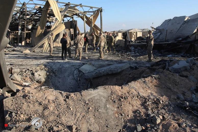 """البنتاغون يعلن ارتفاع أعداد المصابين بالهجوم الإيراني على قاعدة """"عين الأسد"""""""