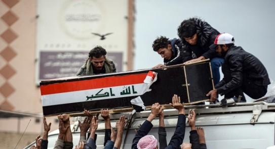 مقتل مدني بهجوم مسلح في بغداد