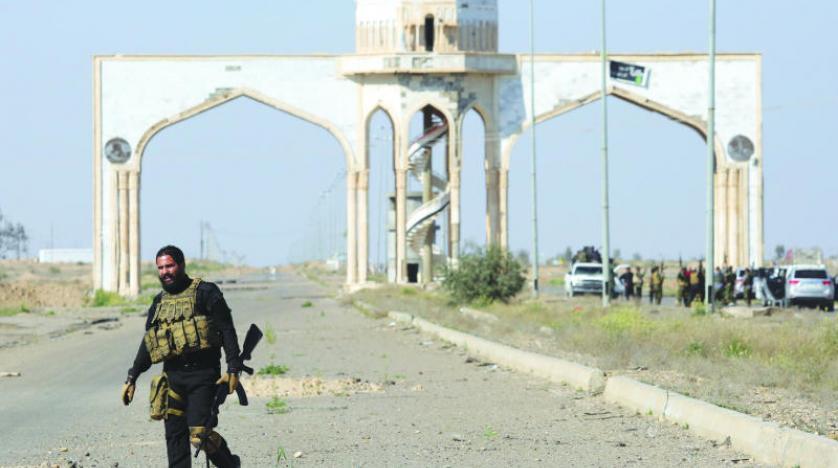 مقتل ثلاثة عناصر من الحشد العشائري بهجوم مسلح شرق
