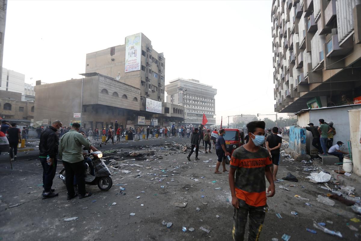عمليات بغداد: اصابة اربعة منتسبين باعتداء جديد في الخلاني