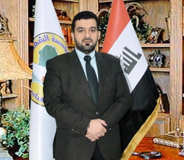 اعتقال مدير مؤسسة شهداء الانبار عبدالعزيز البدري في الرمادي
