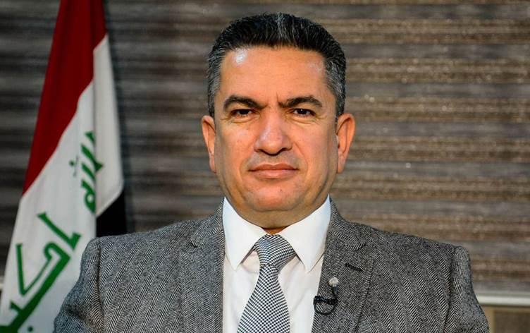 العراق.. الزرفي يتعهد بالابتعاد عن الصراعات الإقليمية والدولية