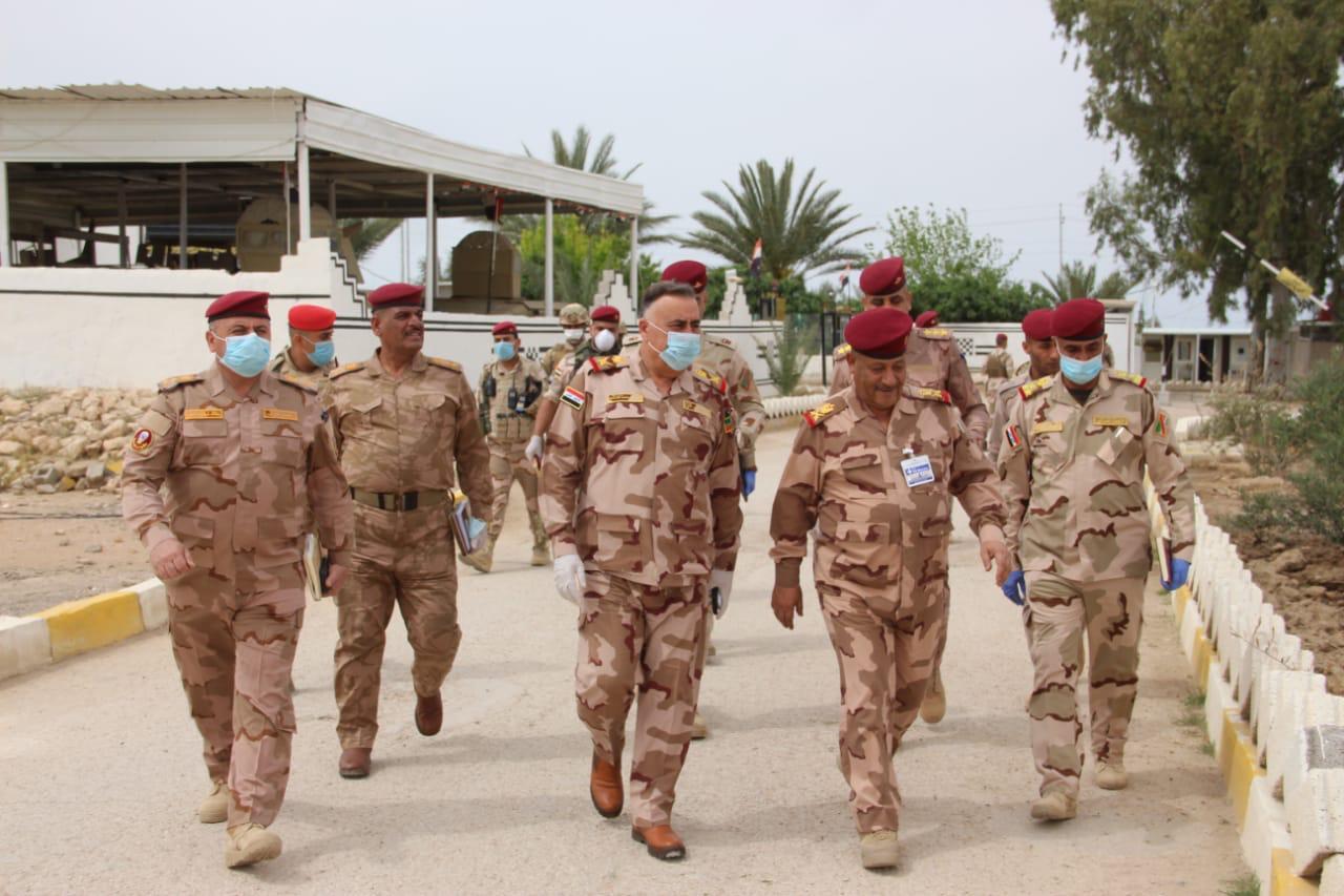 """الجيش العراقي يطلق عملية لملاحقة فلول """"داعش"""" في صحراء الأنبار"""