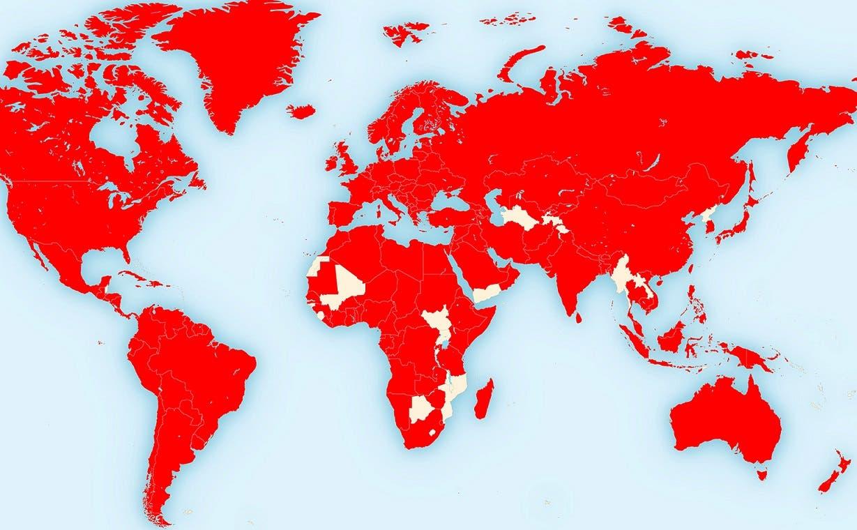 أكثر من 330 ألف متعافٍ من كورونا حول العالم