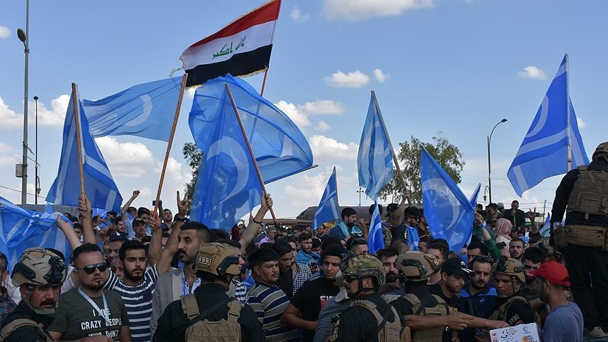 """تركمان العراق يطالبون بحماية مناطقهم من هجمات """"داعش"""""""