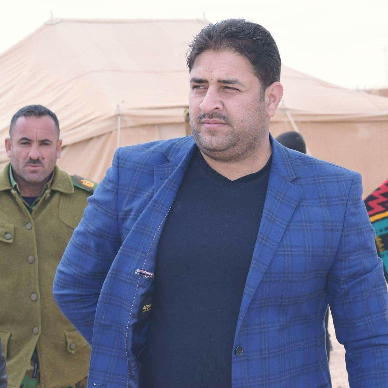 الصحافي سليمان الكبيسي يشيد بصمود عشائر حديثة والتصدي لداعش