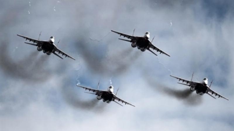 مقاتلات أمريكية تعترض 4 طائرات روسية قرب سواحل ألاسكا