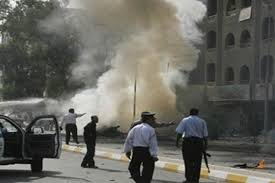 إصابة اربعة جنود بانفجار عبوة ناسفة شمال شرق ديالى