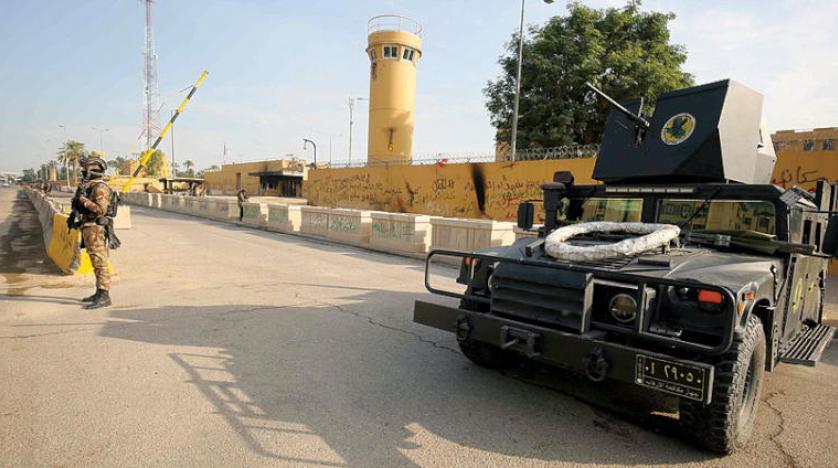 العراق.. إحباط محاولة استهداف ثانية للمنطقة الخضراء ببغداد
