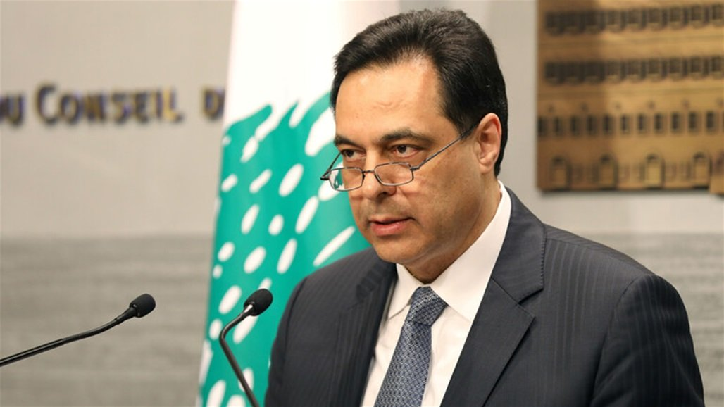 قدم رئيس الوزراء اللبناني حسان دياب، مساء اليوم الاثنين، استقالة حكومته.