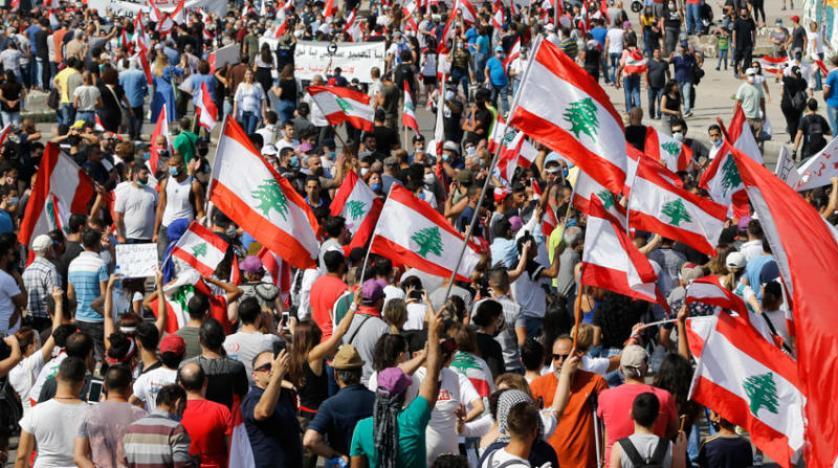 """بيروت.. احتجاجات """"يوم الحساب"""" ترفع """"سقف الغضب"""""""