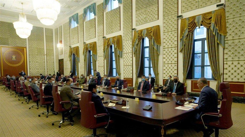 الكاظمي يؤكد إتمام الاتفاق على الملفات الإدارية والأمنية في قضاء سنجار