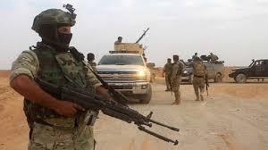 القبض على مجموعة ارهابية فجرت دراجة هوائية وعبوة ناسفة في الفلوجة