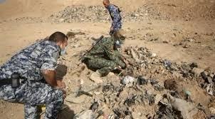 """العثور على مقبرة تضم 50 رفات أشخاص اعدمهم """"داعش"""" في كركوك"""