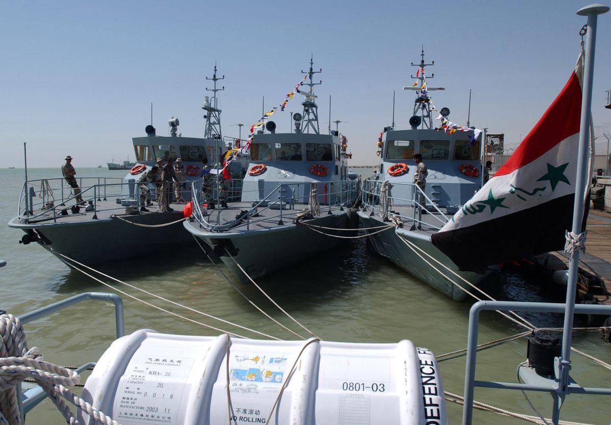 القوة البحرية تفتح باب التطوع لخريجي السادس الإعدادي والثالث المتوسط