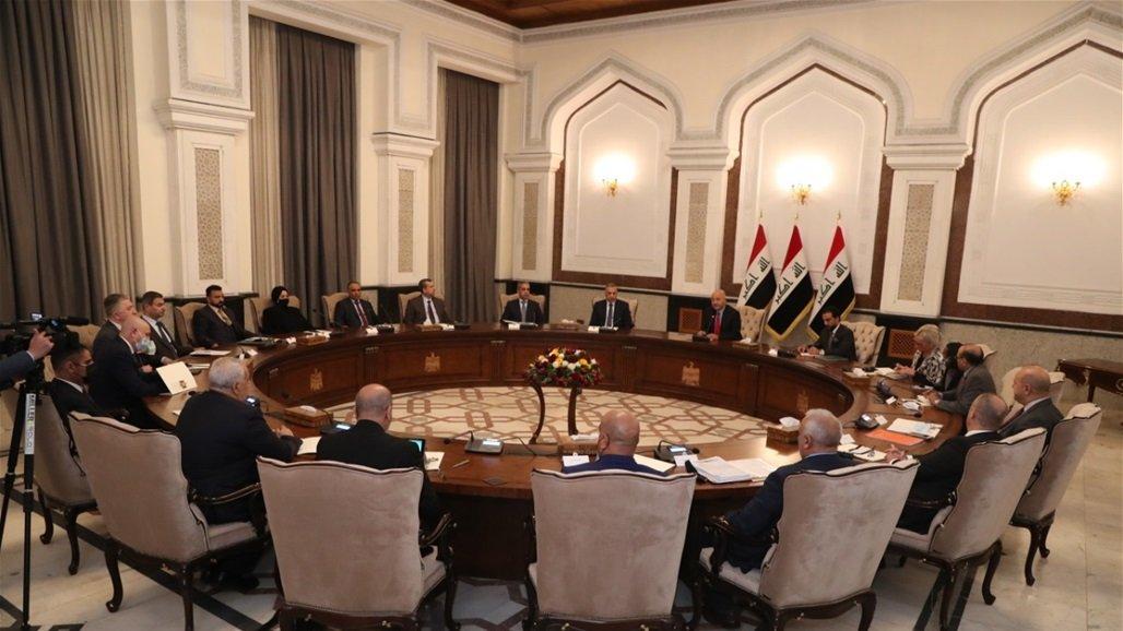 اجتماع للرئاسات مع مفوضية الانتخابات والمبعوثة الأممية يخرج بثلاث توصيات