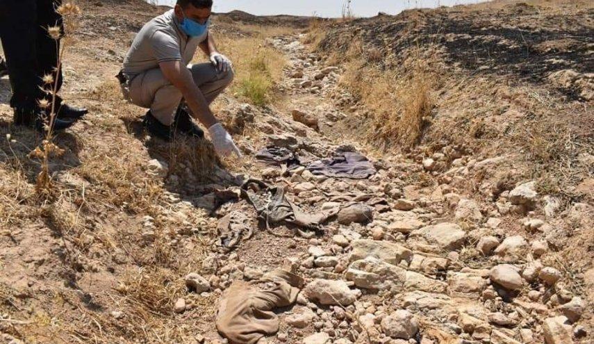 تضم رفات 400 شخص.. العثور على مقبرة جماعية غرب الموصل