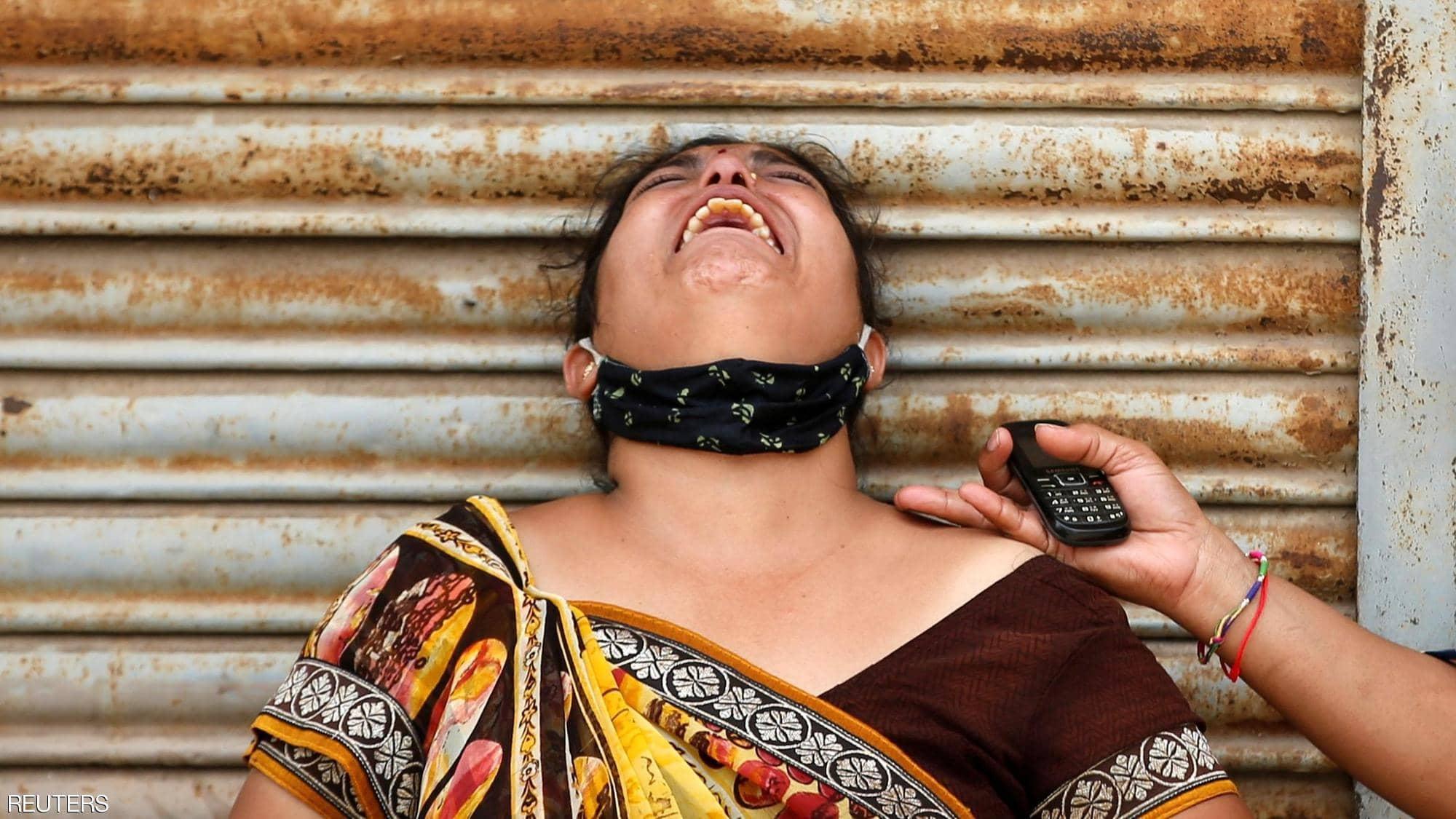 رغم العزل.. الهند تسجل رقما مفجعا لإصابات كورونا في 96 ساعة