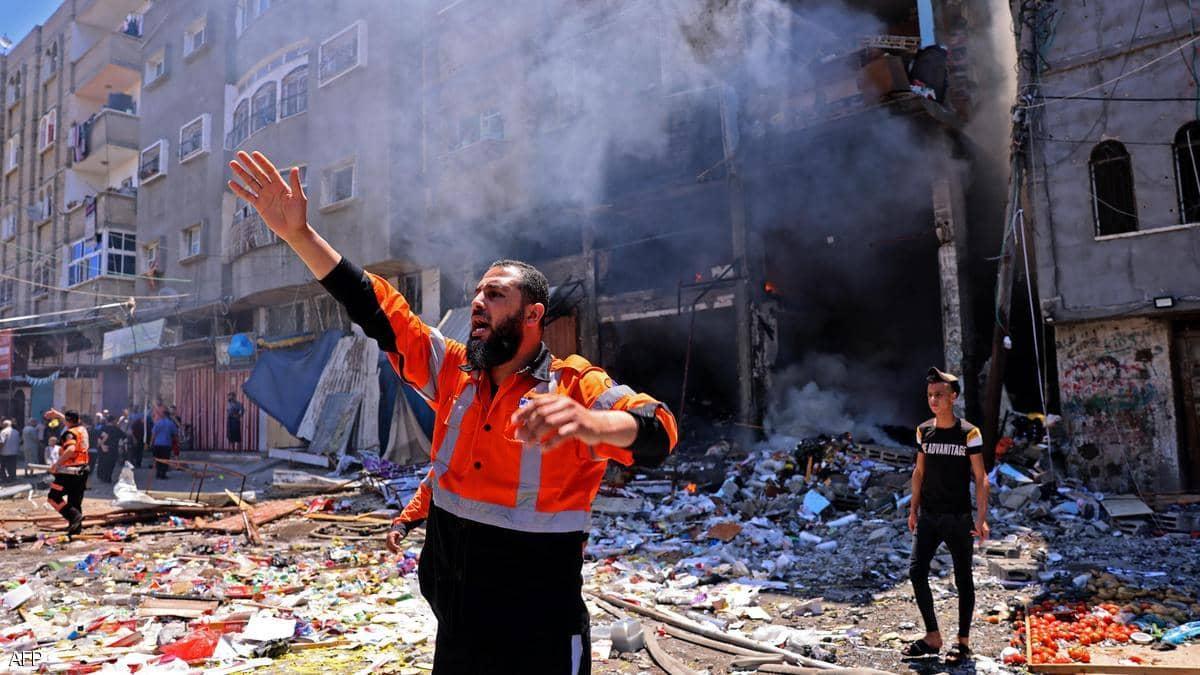 """الجامعة العربية تحمل إسرائيل """"المسؤولية الكاملة عن الحرب"""""""